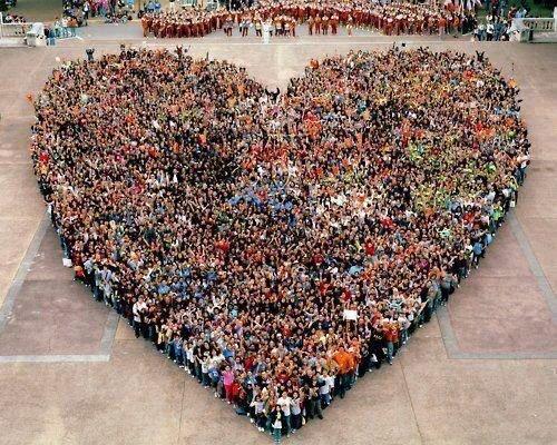 people's love
