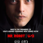 "Dagli States, welcome ""Mr.Robot"""
