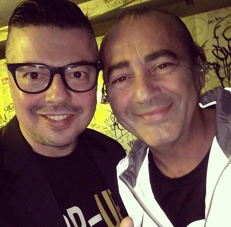 Gino Latino e Luca Carboni