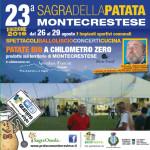 L'Arena Ossolana alla 23ma Sagra della Patata edizione 2016