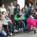 Noi, il Gruppo della Gioia, al circuito di Monza