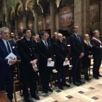 San Martino, i premiati e le autorità presenti