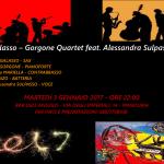 """Galasso-Gorgone Quartet feat. Alessandra Sulpasso in concerto al """"Bar dell'Angolo"""""""