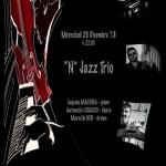 """""""N"""" Jazz Trio"""