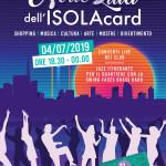 NOTTE LILLA DELL'ISOLACARD 2019