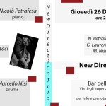 New Direction Trio in concerto